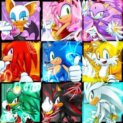 what do the sonic characters think of you quiz